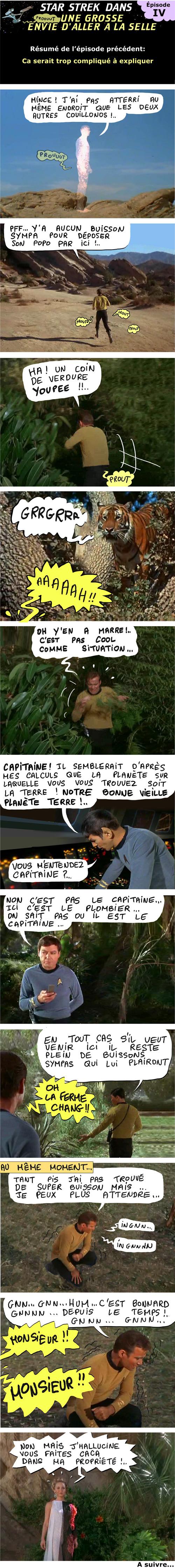 star trek - capitaine kirk fait caca 4